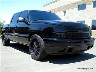 Eric's truck
