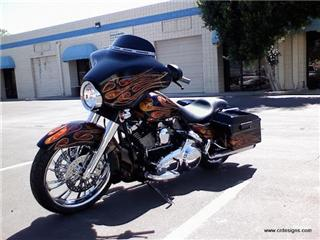 Chad's Bike