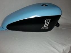 Blue Dark Customs Picture